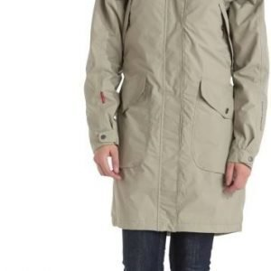 Didriksons Thelma Women's Coat Beige 38