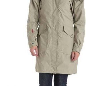 Didriksons Thelma Women's Coat Beige 46