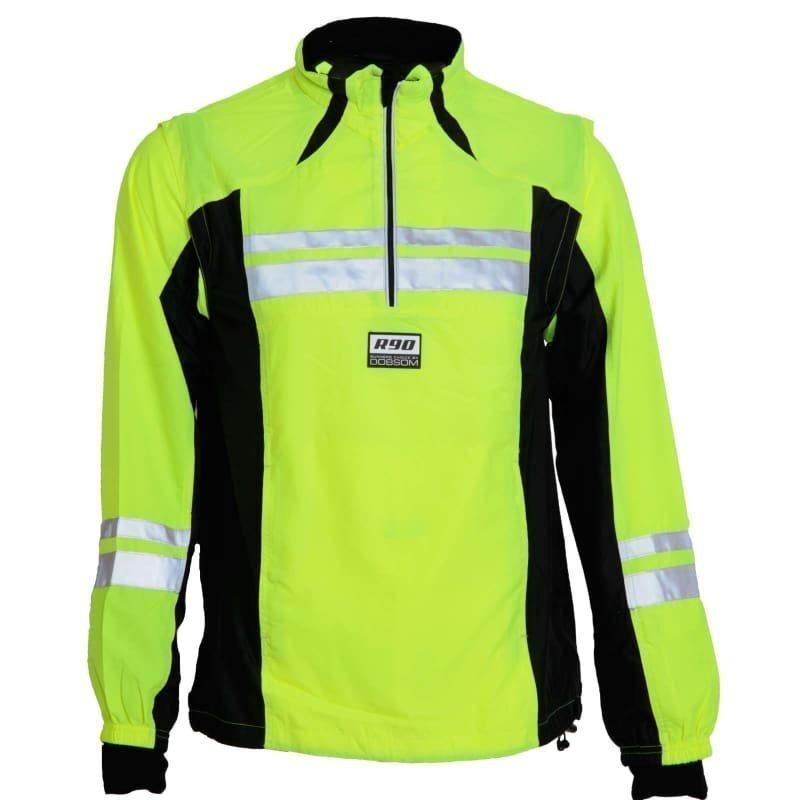 Dobsom R-90 Jacket L Flour Yellow