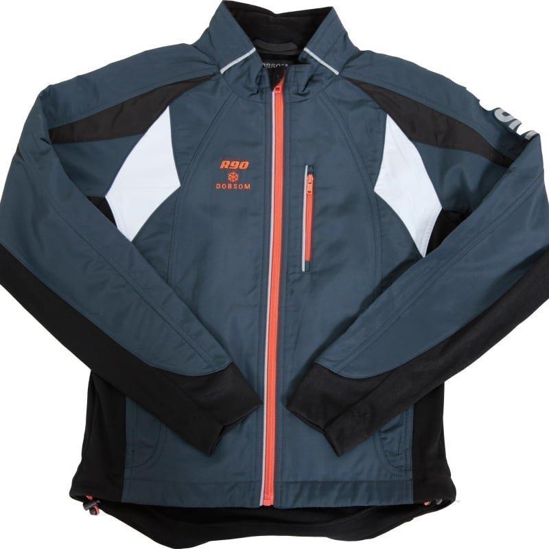 Dobsom R-90 Winter Jacket Jr 140 Stone