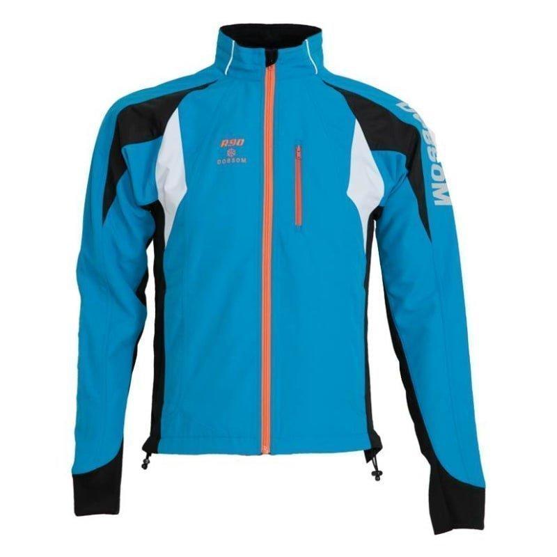 Dobsom R-90 Winter Jacket L Spectrum Blue