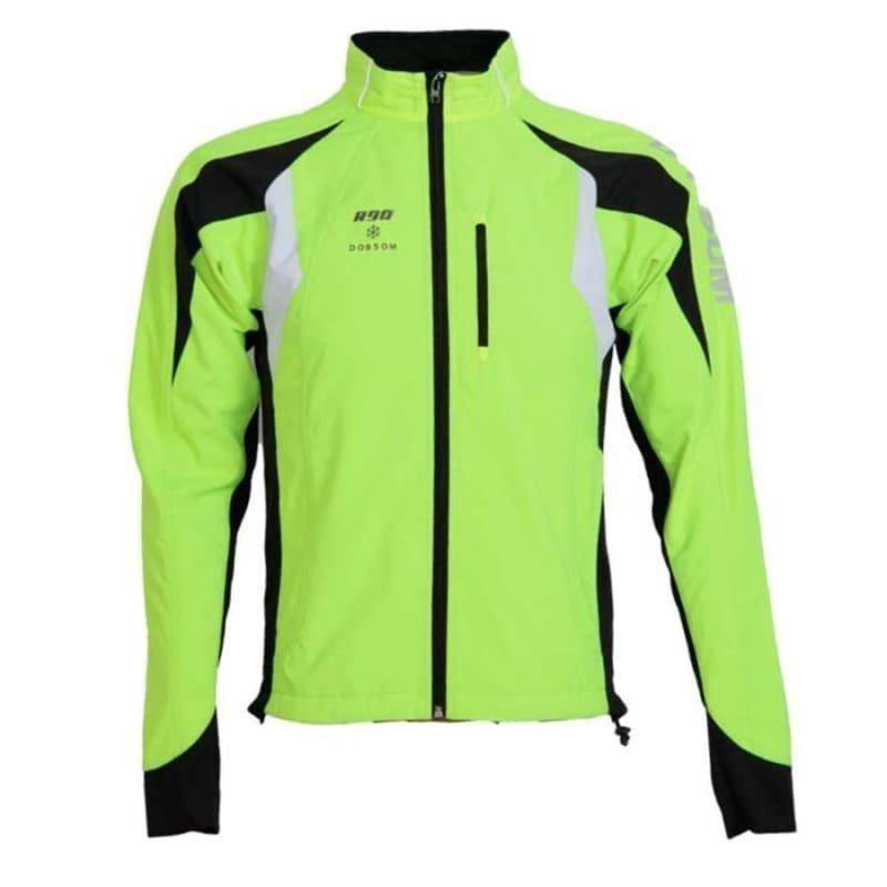 Dobsom R-90 Winter Jacket M Flour Yellow