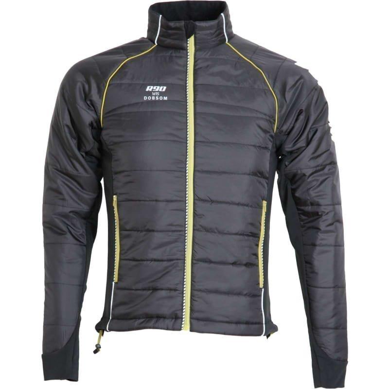 Dobsom R-90 Wis Jacket Men's L Black/Citronelle