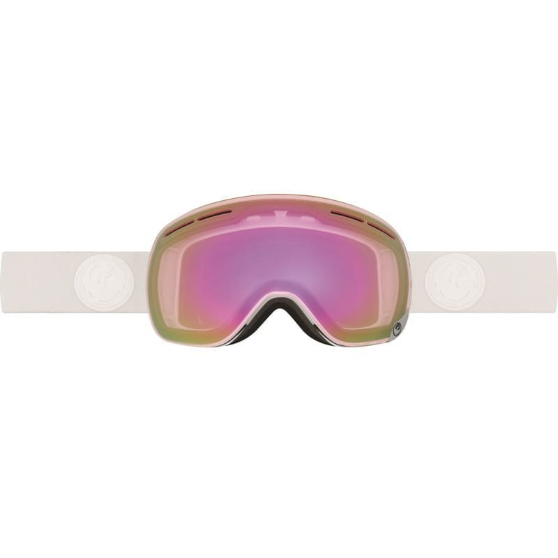 Dragon X1s 1SIZE Whiteout/Pink Ion+Ionized