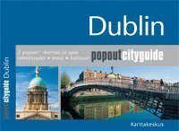 Dublin popout cityguide 2008 suomenkielinen