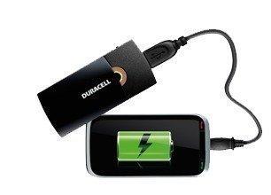 Duracell kannettava USB-varavirtalähde 1150MAH
