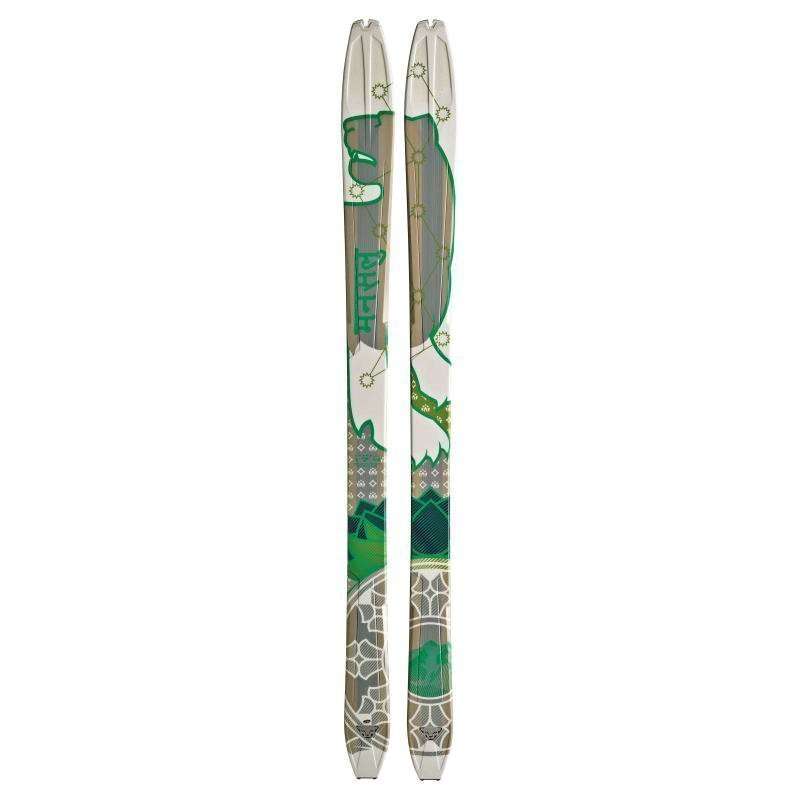 Dynafit Manaslu Women 2.0 158 WHITE/ GREEN