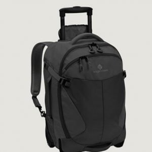 Eagle Creek Activate Wheeled Backpack 21 41L musta reppu pyörillä