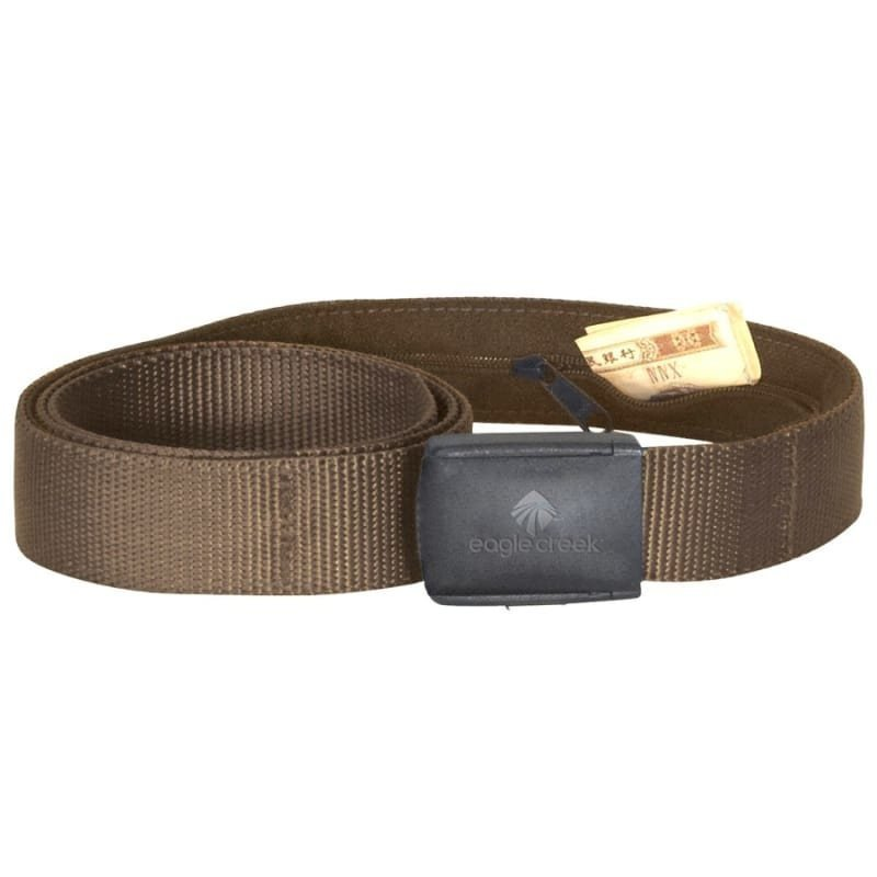 Eagle Creek All Terrain Money Belt ONESIZE Coffee
