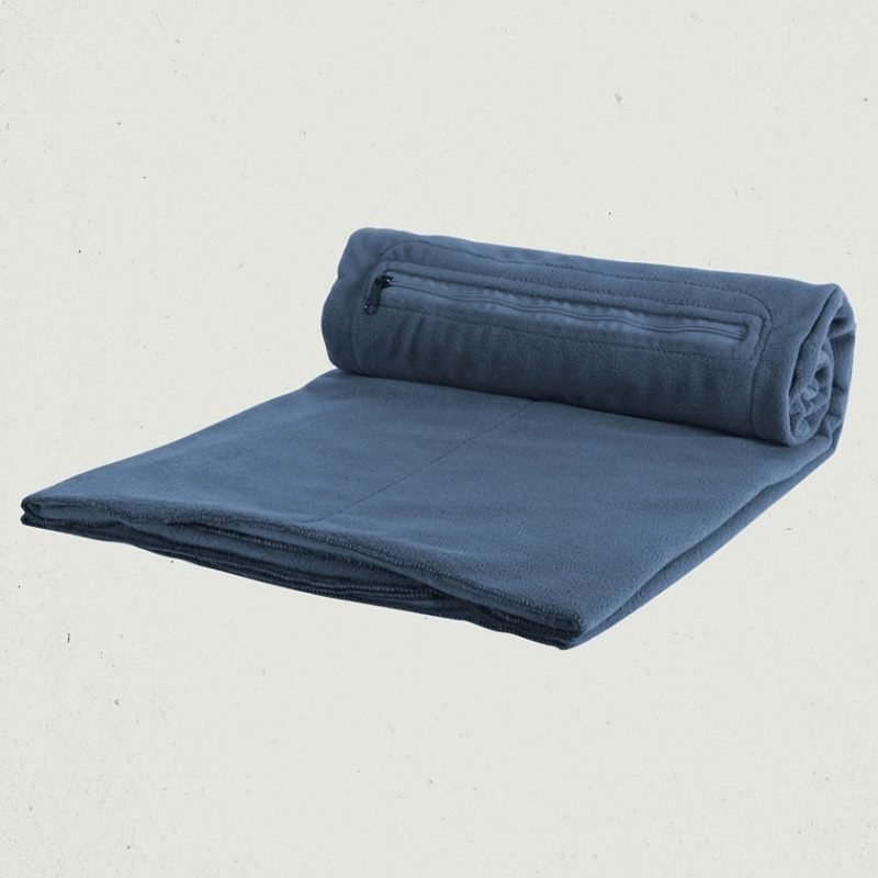 Eagle Creek Cat Nap Blanket matkapeitto slate blue