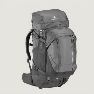 Eagle Creek Deviate Travel Pack 60L naisten rinkka graphite