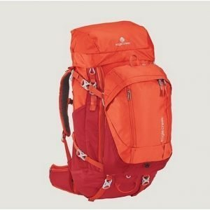 Eagle Creek Deviate Travel Pack 60L naisten rinkka orange flame