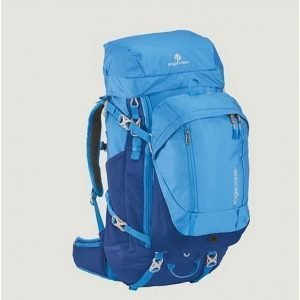Eagle Creek Deviate Travel Pack 60L naisten rinkka sininen