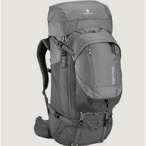 Eagle Creek Deviate Travel Pack 85L naisten rinkka graphite