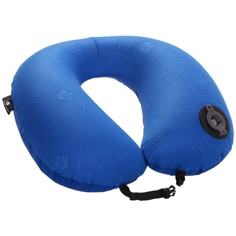 Eagle Creek Exhale Neck Pillow 1SIZE Blue Sea