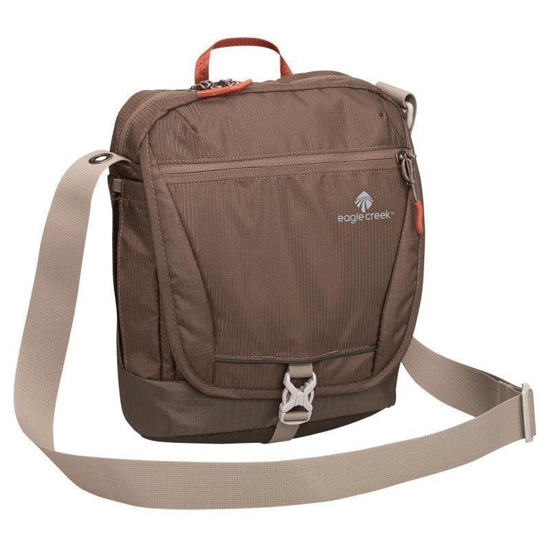 Eagle Creek Guide Pro Courier RFID 1SIZE Brown