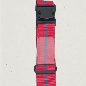 Eagle Creek ID Luggage Strap punainen