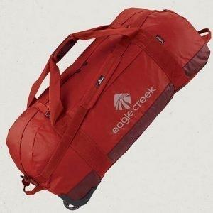Eagle Creek No Matter What Rolling Duffle matkalaukku 128L tumman punainen