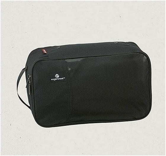 Eagle Creek Pack-It™ Shoe Cube Medium kenkäpussi musta