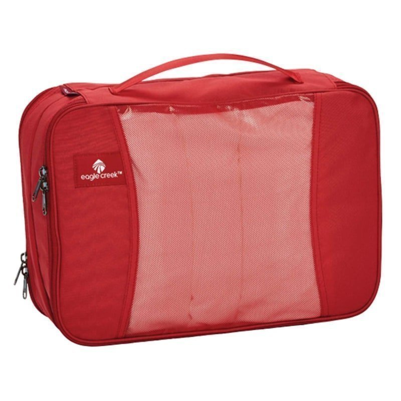 Eagle Creek Pack-It Clean Dirty Cube 1SIZE Red Fire