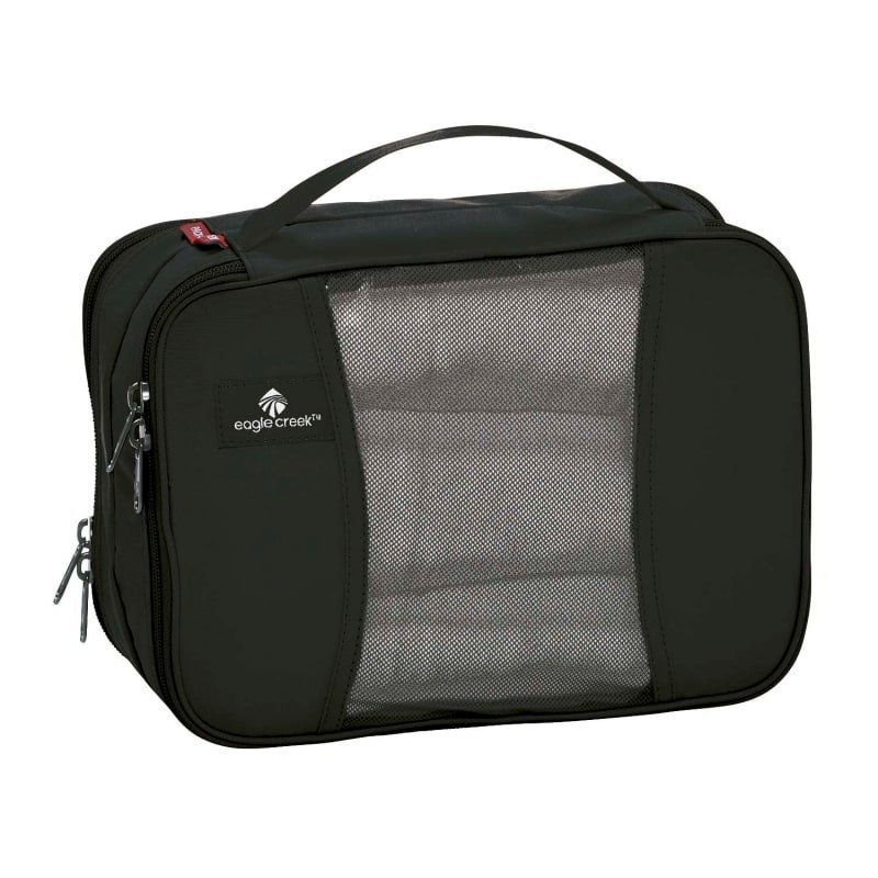 Eagle Creek Pack-It Clean Dirty Half Cube 1SIZE Black