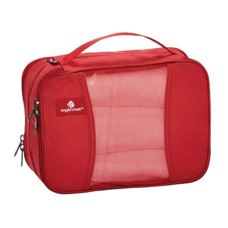 Eagle Creek Pack-It Clean Dirty Half Cube 1SIZE Red Fire