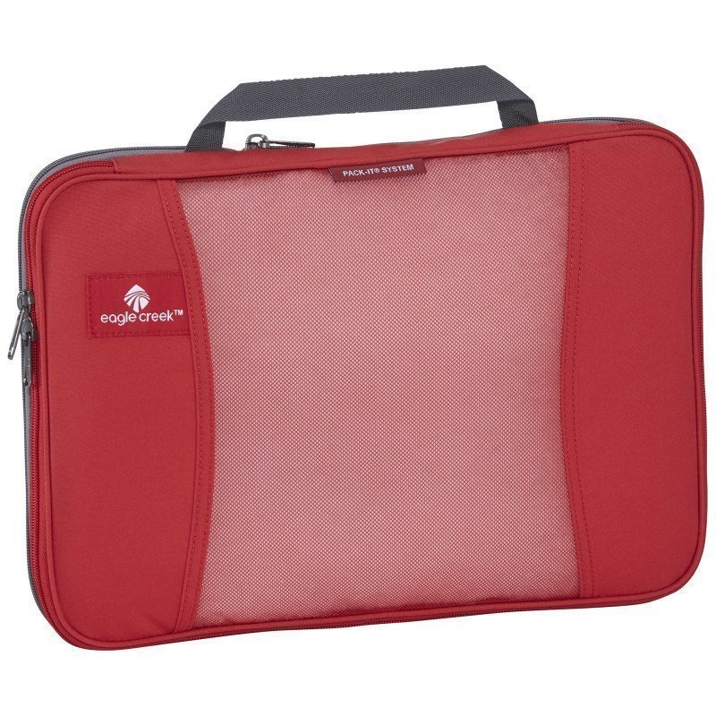 Eagle Creek Pack-It Compression Cube 1SIZE Red Fire