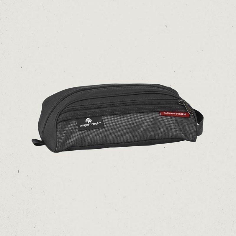 Eagle Creek Pack-It Quick Trip mini toilettilaukku musta