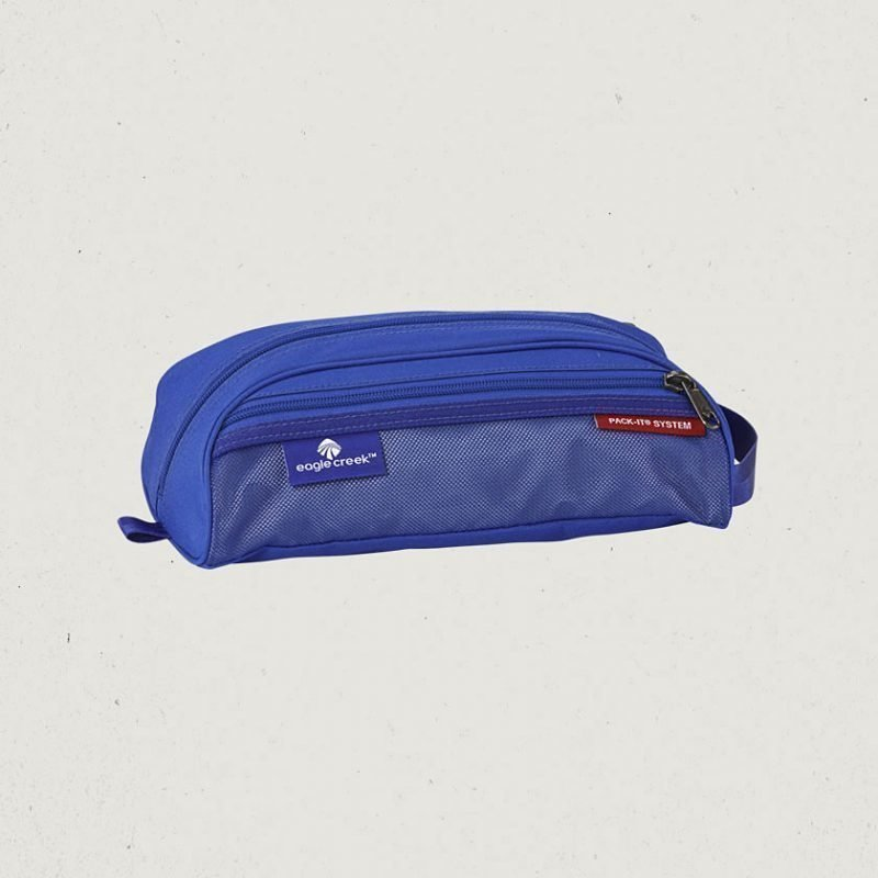 Eagle Creek Pack-It Quick Trip mini toilettilaukku sininen