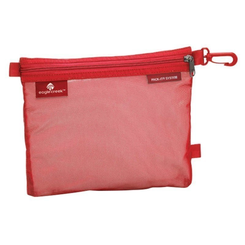 Eagle Creek Pack-It Sac Medium 1SIZE Red Fire