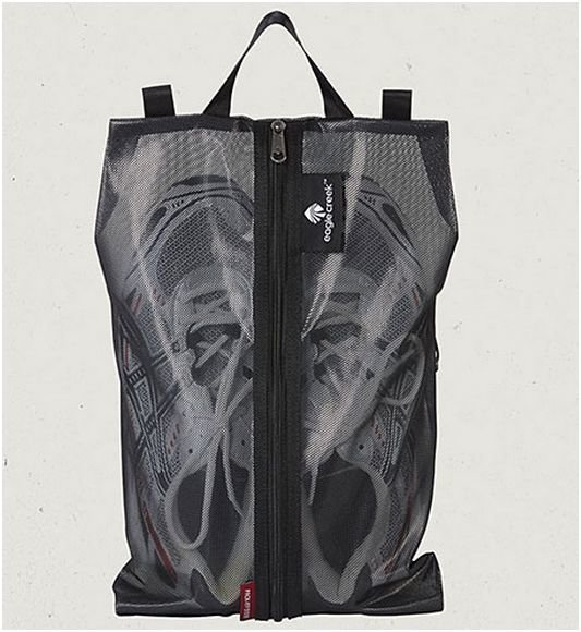 Eagle Creek Pack-It Shoe Sac kenkäpussi musta