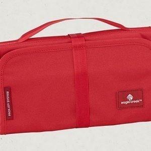 Eagle Creek Pack-It Slim Kit toilettilaukku Red Fire
