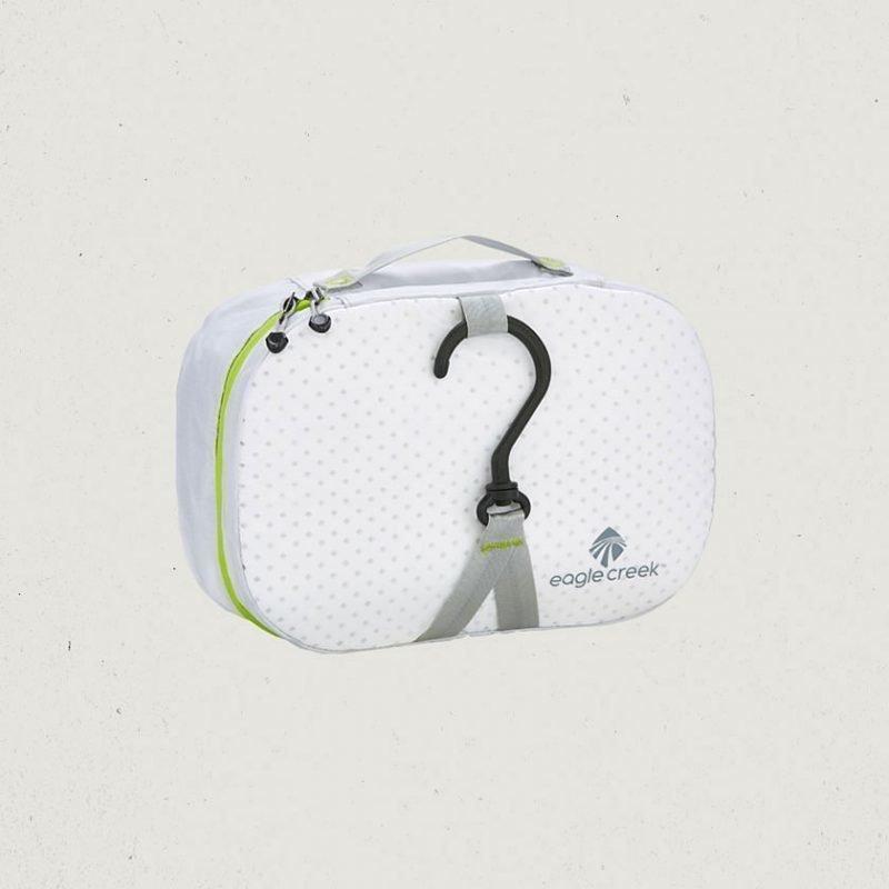 Eagle Creek Pack-It Specter Wallaby Small toilettilaukku White/Strobe