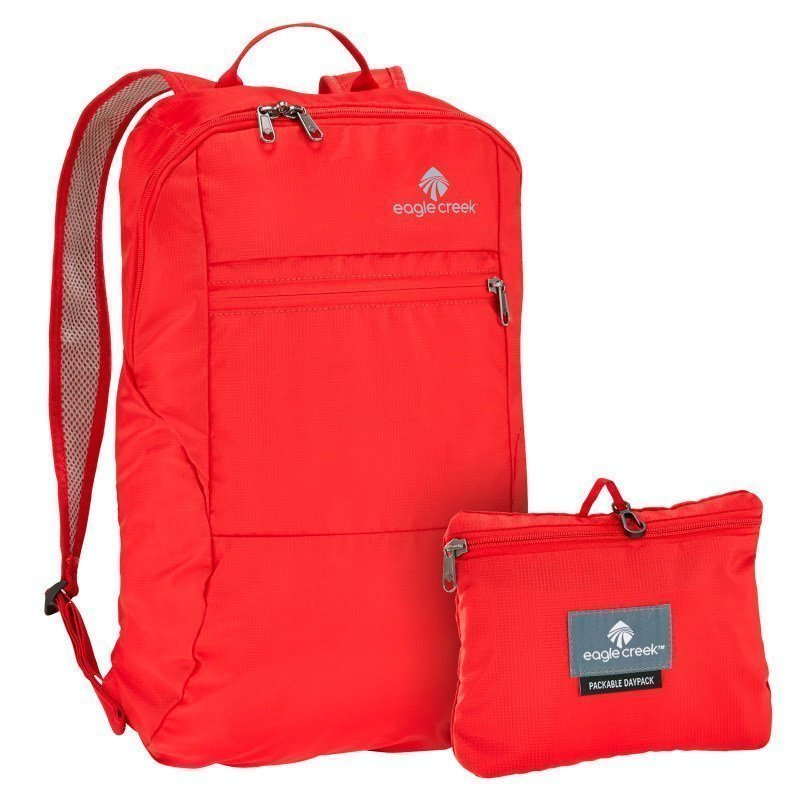 Eagle Creek Packable Daypack 1SIZE Red Fire