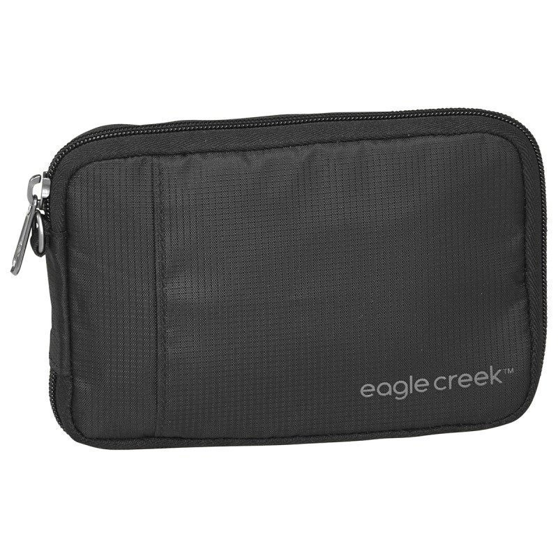Eagle Creek RFID Travel Zip Wallet 1SIZE Black