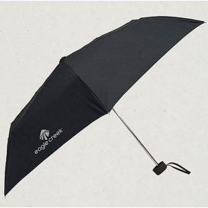 Eagle Creek Rainaway matkasateenvarjo musta