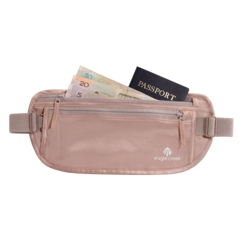 Eagle Creek Silk Undercover Money Belt 1SIZE Rose