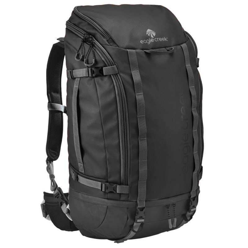 Eagle Creek Systems Go Duffel Pack 60l 1SIZE Black