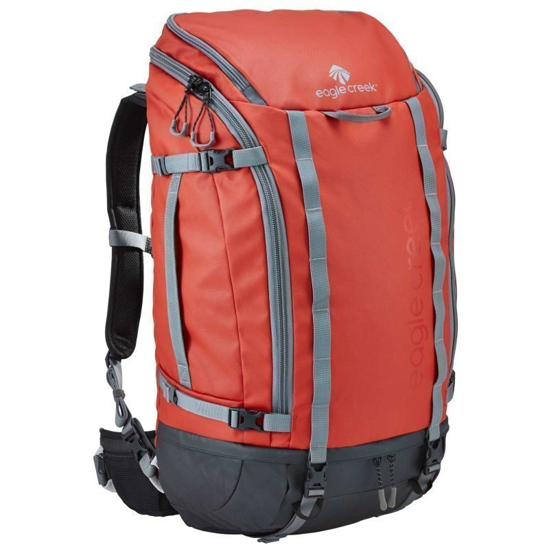 Eagle Creek Systems Go Duffel Pack 60l 1SIZE Red