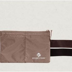 Eagle Creek Undercover Hidden Pocket salatasku vyöhön khaki