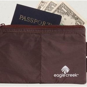 Eagle Creek Undercover Hidden Pocket salatasku vyöhön mocha