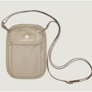 Eagle Creek Undercover Neck Wallet kaulapussi khaki