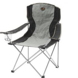 Easy Camp Arm Chair matkatuoli harmaa