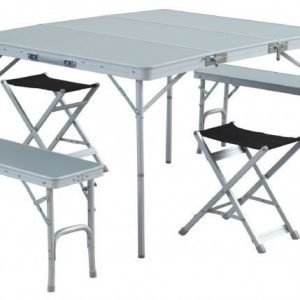 Easy Camp Dijon rekipöytä kuudelle