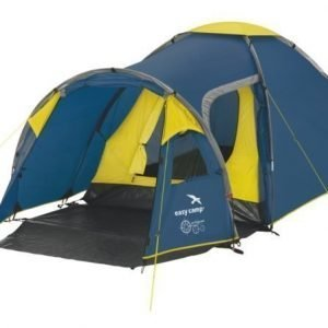 Easy Camp Eclipse 200 kahden hengen teltta sini/keltainen