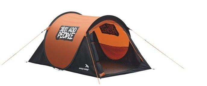Easy Camp Funster heti valmis teltta Gold Flame