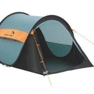 Easy Camp Funster heti valmis teltta musta/sininen