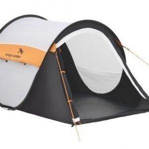 Easy Camp Funster heti valmis teltta musta/valkoinen
