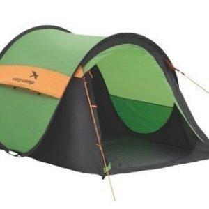 Easy Camp Funster heti valmis teltta musta/vihreä