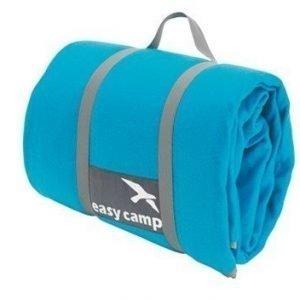 Easy Camp pyöreä picnic viltti sininen